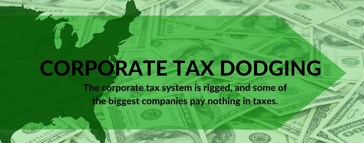Make Corporations Pay Their Fair Share | Fair Share